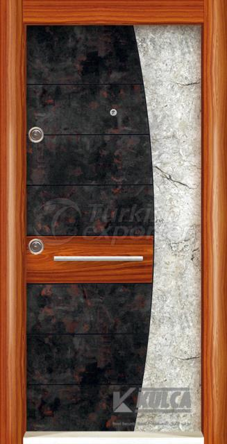 Y-1228 (LAMİNATE STEEL DOOR )